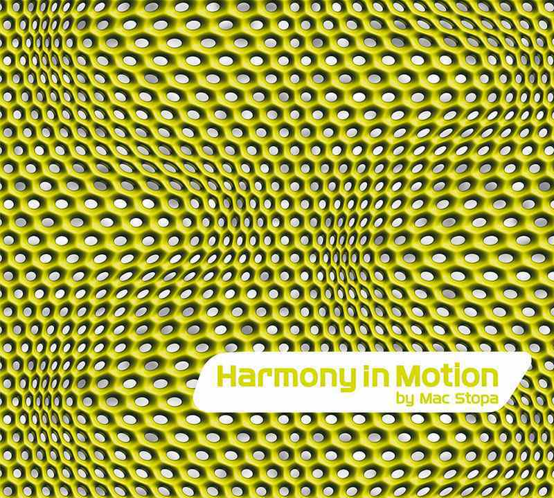3D tapety na zeď Mac Stopa - Harmony in Motion