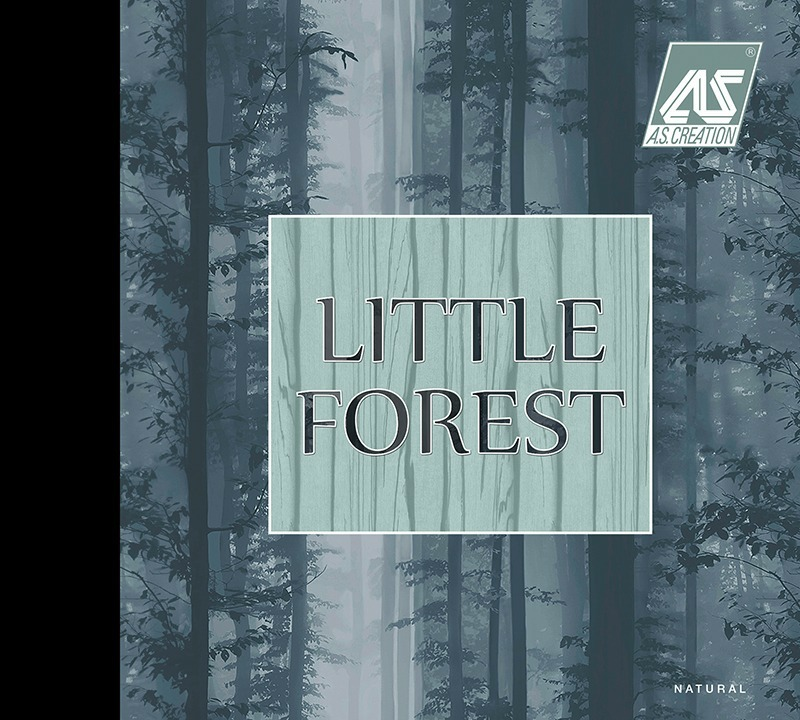 Tapety na zeď z katalogu Little Forest