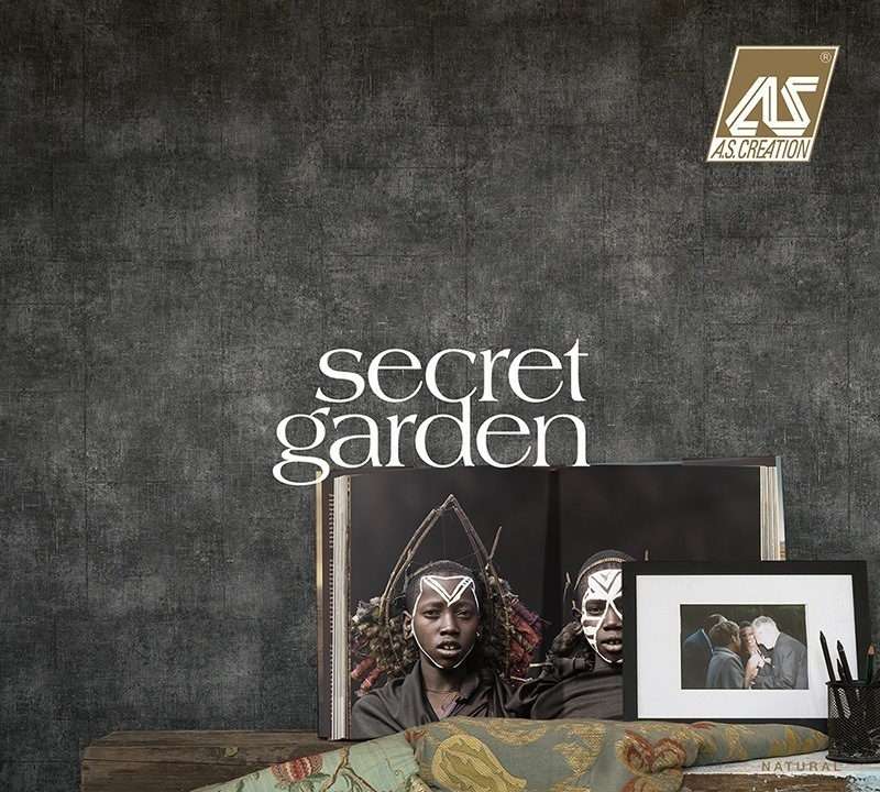 Tapety na zeď Secret Garden