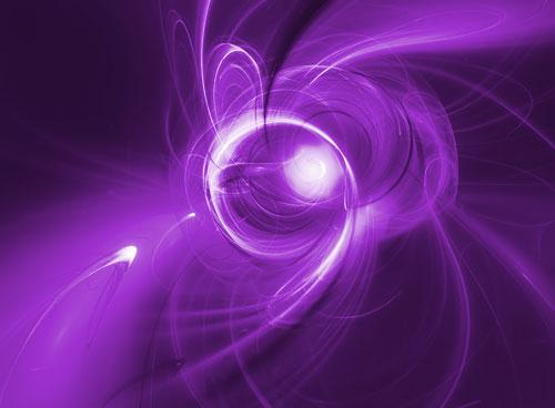 vliesová fototapeta na zeď abstrakt - fialové provedení