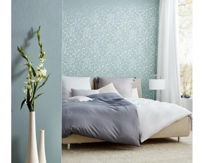 30660-5 Tapety na zeď Metallic Silk - Textilní tapeta Tapety AS Création - Metallic Silk