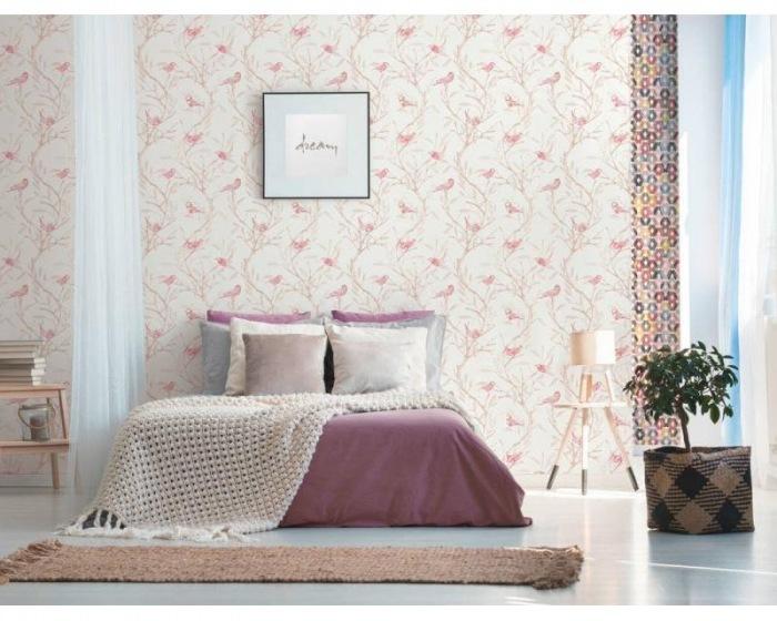 36623-3 Tapety na zeď Colibri - Vliesová tapeta Tapety AS Création - Colibri