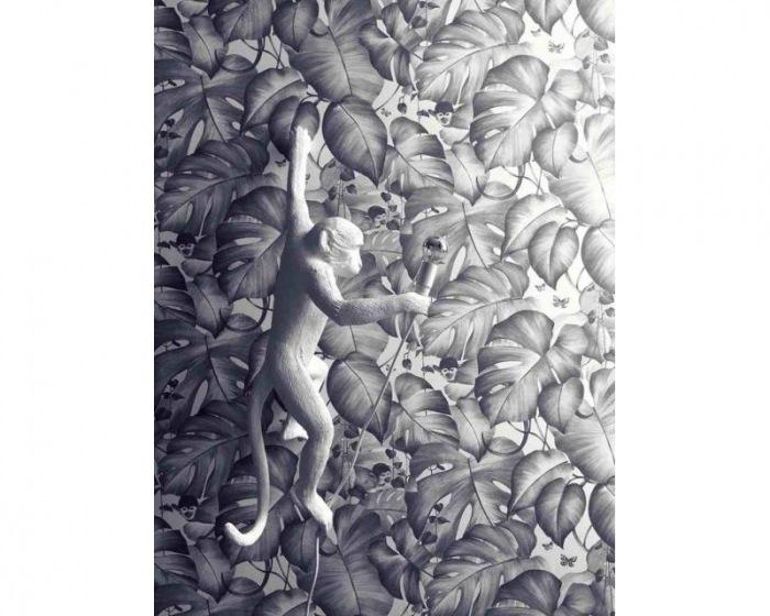 36625-2 Tapety na zeď Colibri - Vliesová tapeta Tapety AS Création - Black and White 4