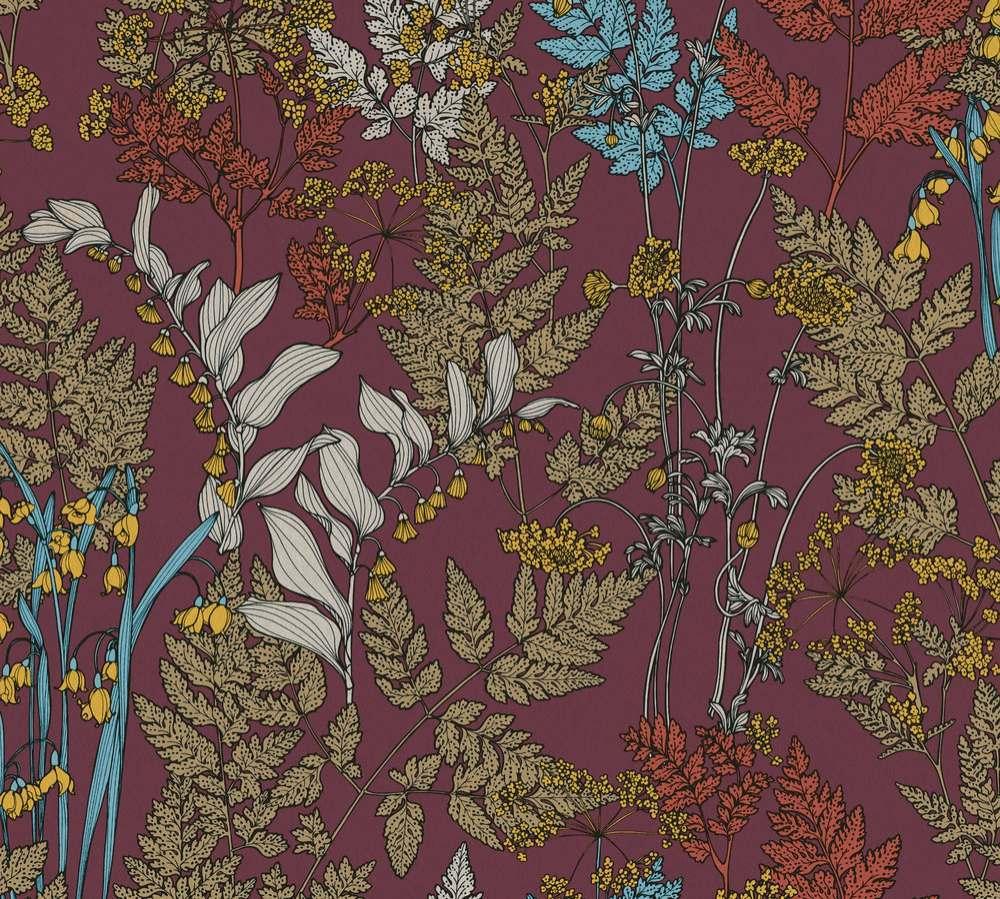 37751-4 Tapeta AP Floral Impression AS Création