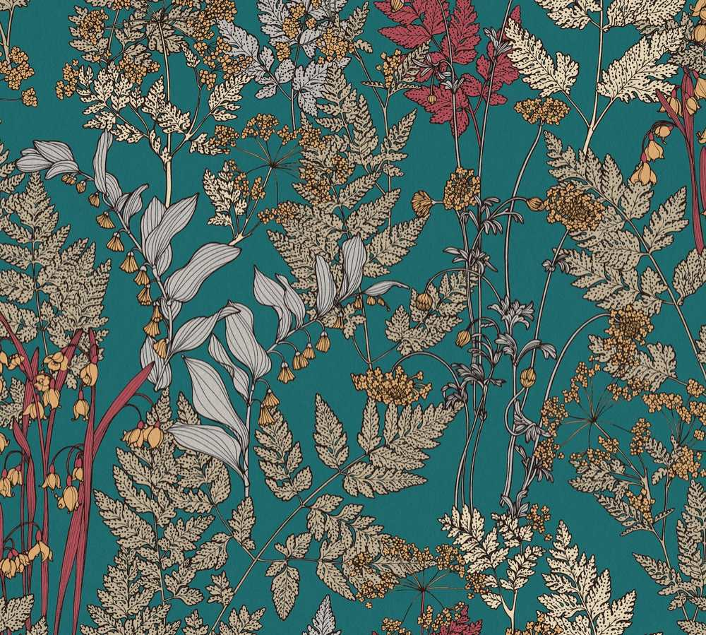 37751-5 Tapeta AP Floral Impression AS Création