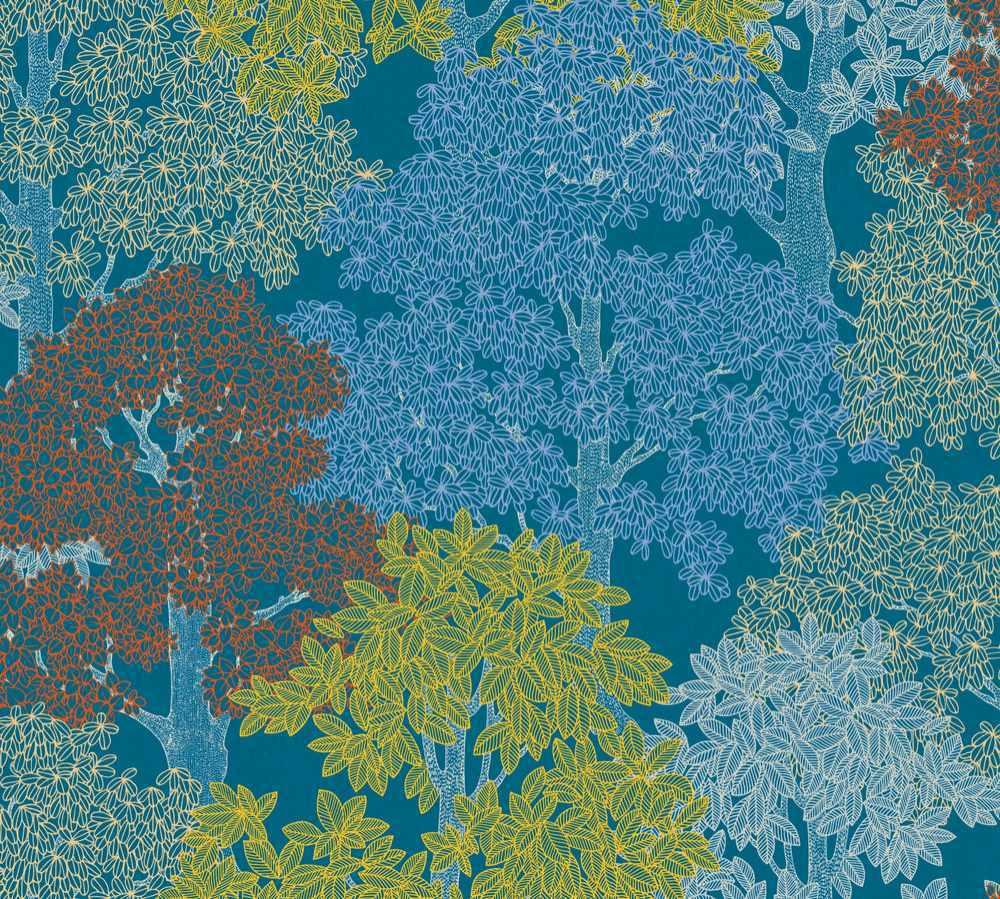 37753-1 Tapeta AP Floral Impression AS Création