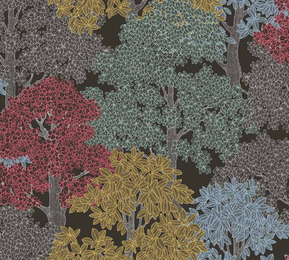 37753-2 Tapeta AP Floral Impression AS Création