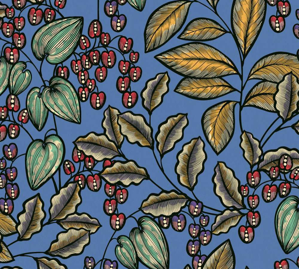 37754-1 Tapety na zeď AP Floral Impression - Vliesová tapeta Tapety AS Création - AP Floral Impression