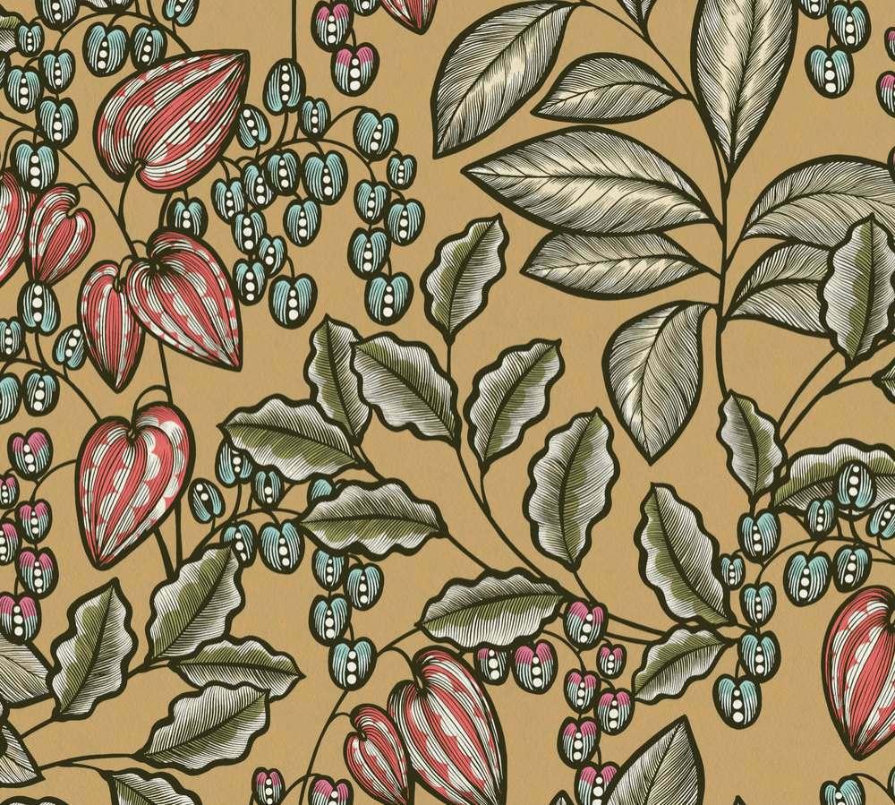 37754-4 Tapety na zeď AP Floral Impression - Vliesová tapeta Tapety AS Création - AP Floral Impression