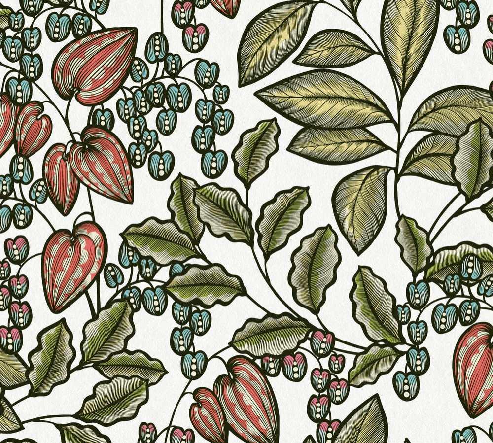 37754-5 Tapeta AP Floral Impression AS Création