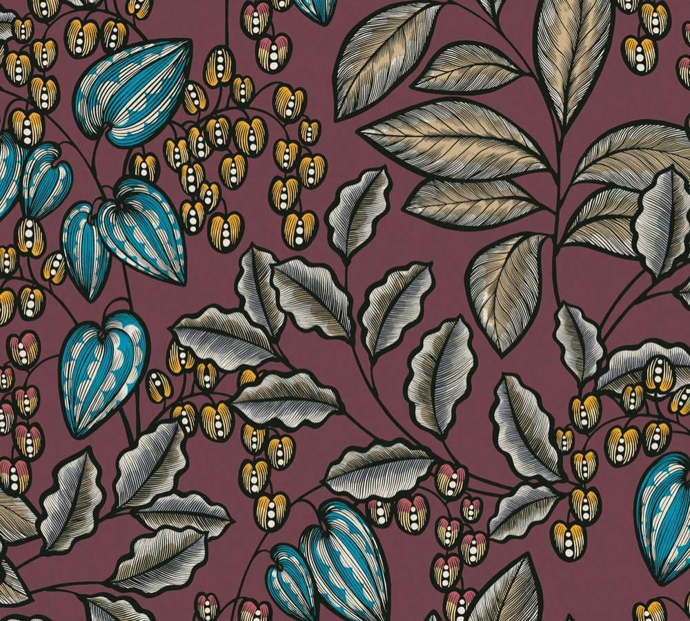 37754-6 Tapeta AP Floral Impression AS Création
