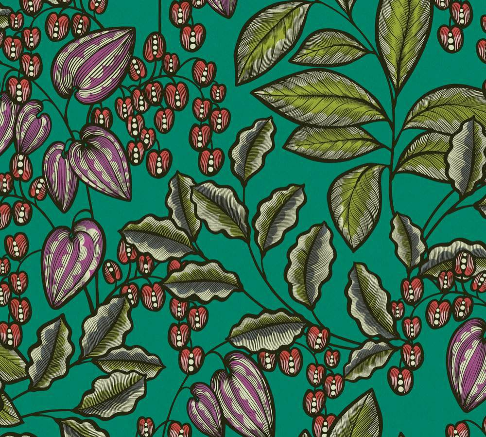 37754-7 Tapeta AP Floral Impression AS Création