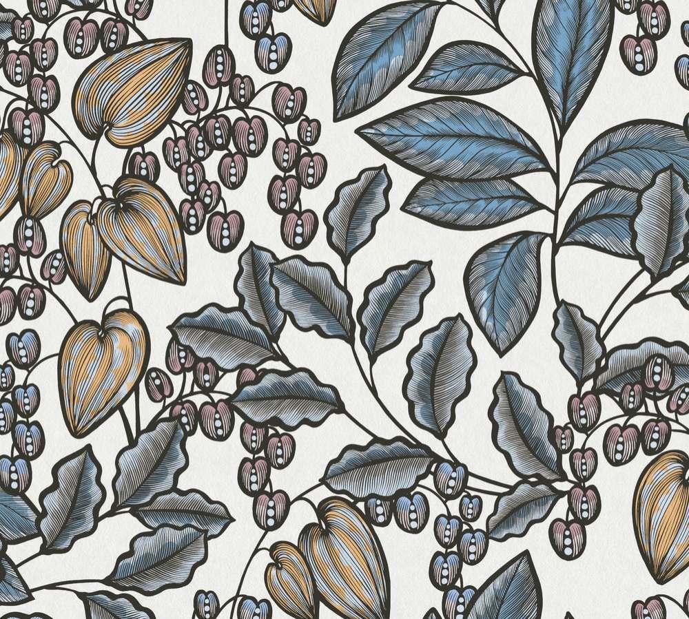 37754-8 Tapeta AP Floral Impression AS Création