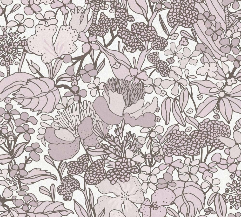 37756-5 Tapeta AP Floral Impression AS Création