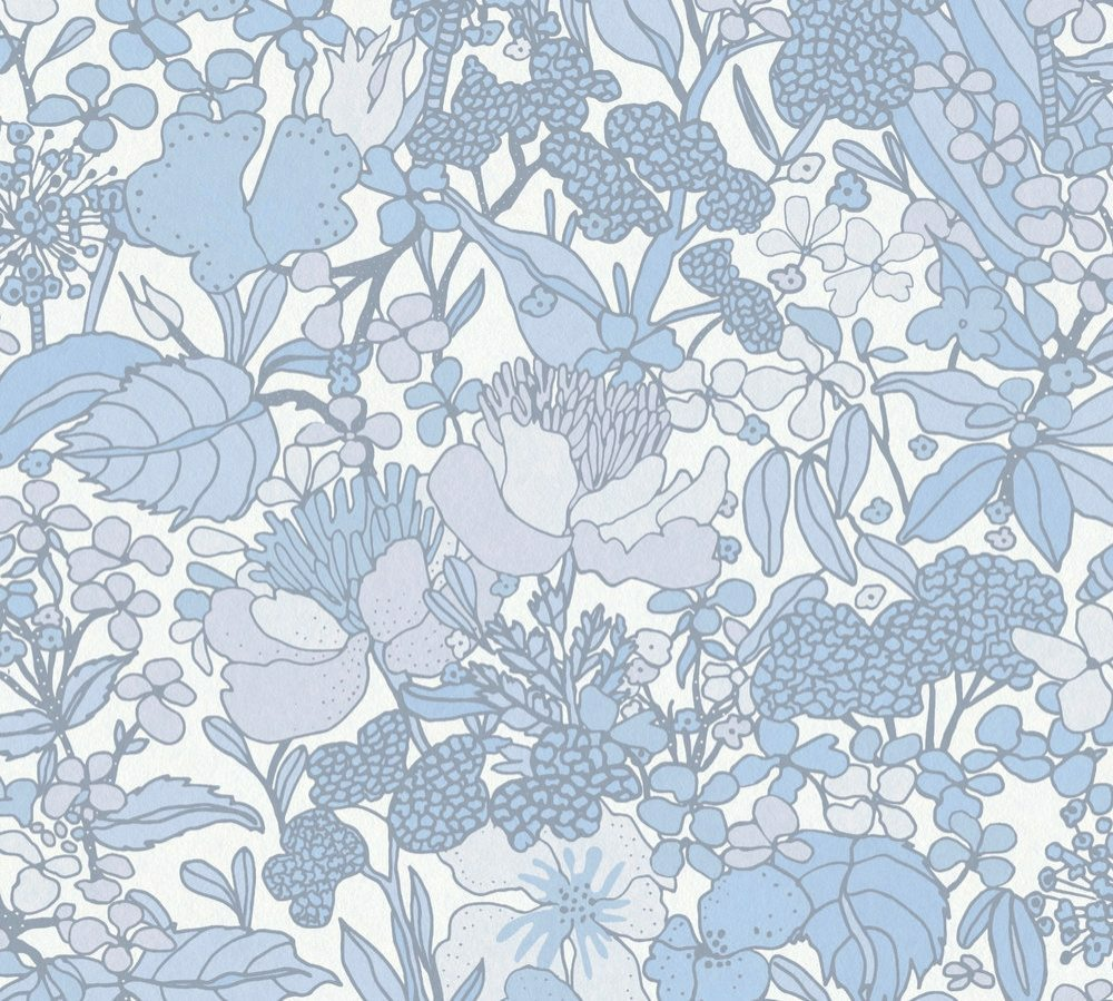 37756-6 Tapeta AP Floral Impression AS Création
