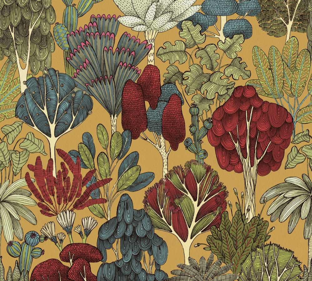 37757-1 Tapety na zeď AP Floral Impression - Vliesová tapeta Tapety AS Création - AP Floral Impression
