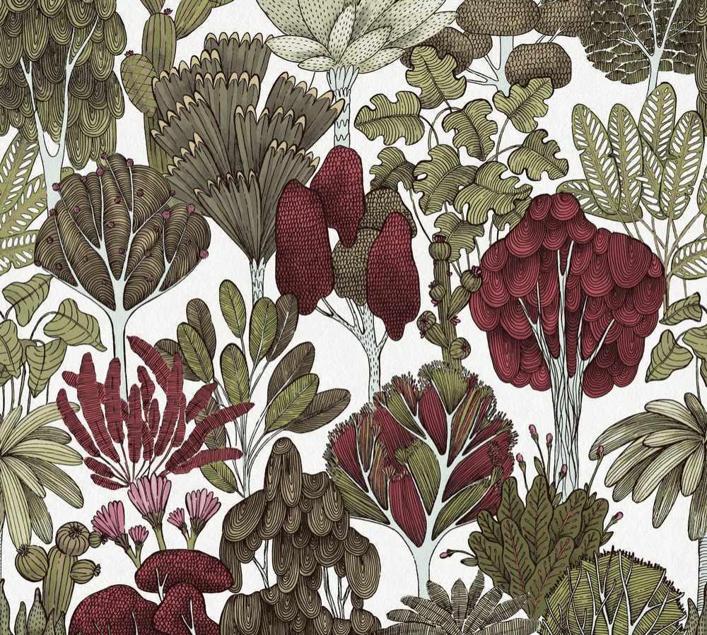 37757-2 Tapety na zeď AP Floral Impression - Vliesová tapeta Tapety AS Création - AP Floral Impression