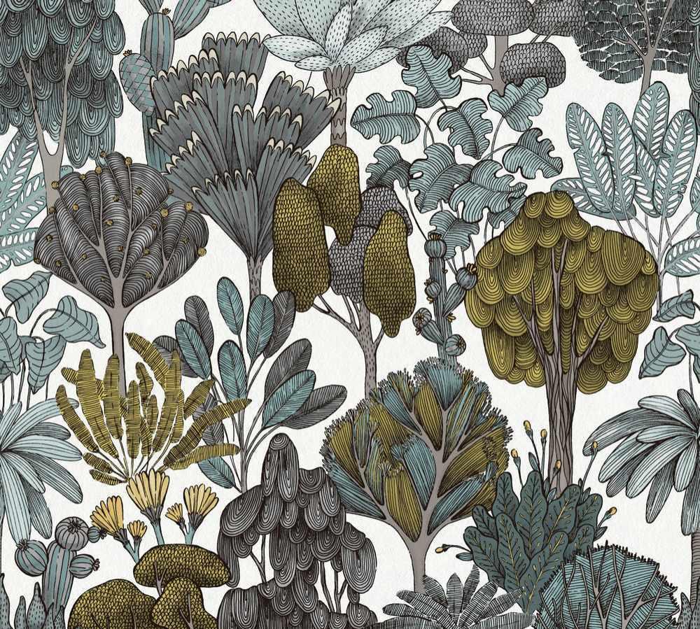 37757-3 Tapety na zeď AP Floral Impression - Vliesová tapeta Tapety AS Création - AP Floral Impression
