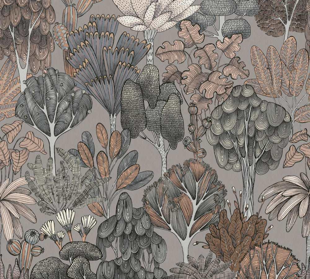 37757-4 Tapety na zeď AP Floral Impression - Vliesová tapeta Tapety AS Création - AP Floral Impression