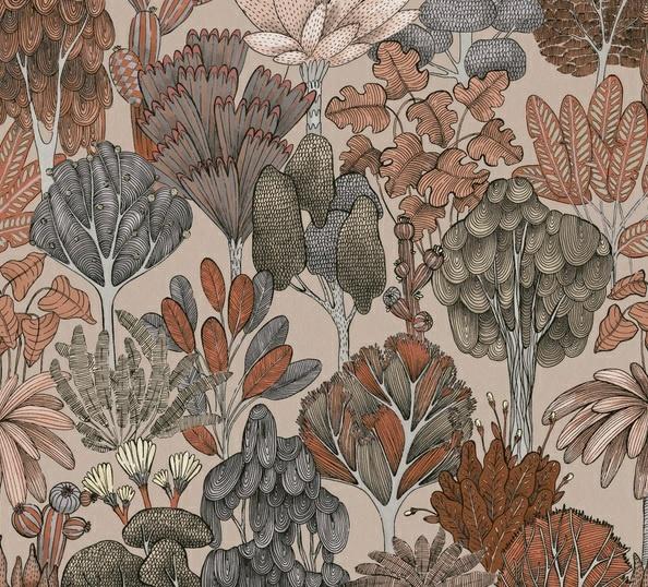 37757-5 Tapeta AP Floral Impression AS Création