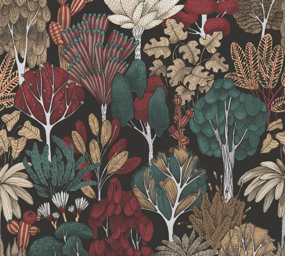37757-6 Tapeta AP Floral Impression AS Création