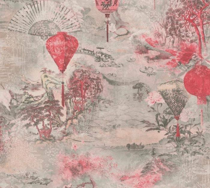 37466-2 Tapeta Asian Fusion AS Création