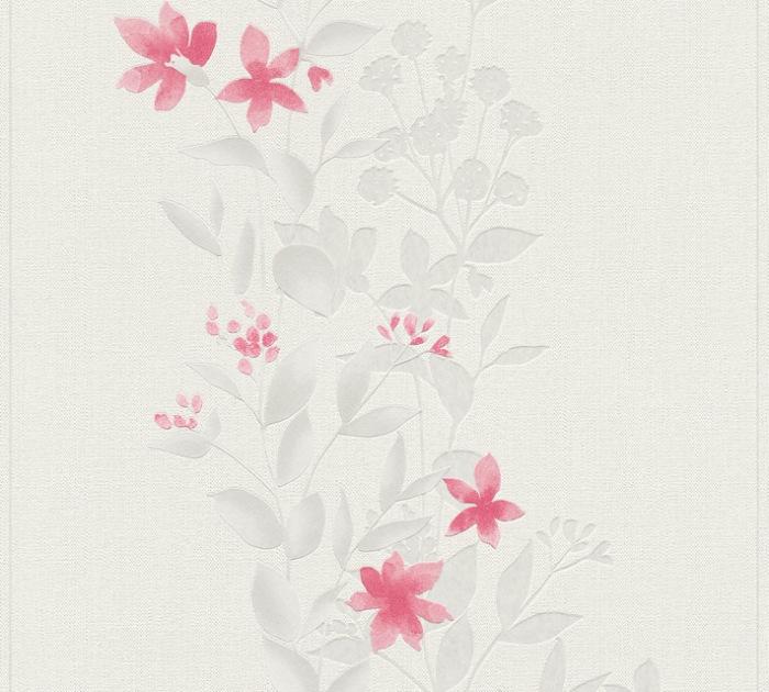 37266-4 Tapety na zeď Blooming - Vliesová tapeta Tapety AS Création - Blooming