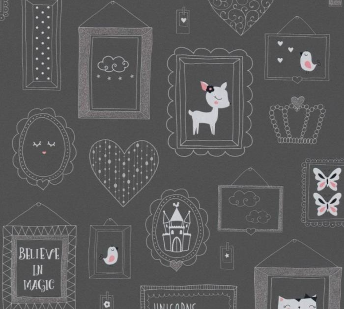 36991-3 Dětské tapety na zeď Boys and Girls 6 - Vliesová tapeta Tapety AS Création - Boys and Girls 6