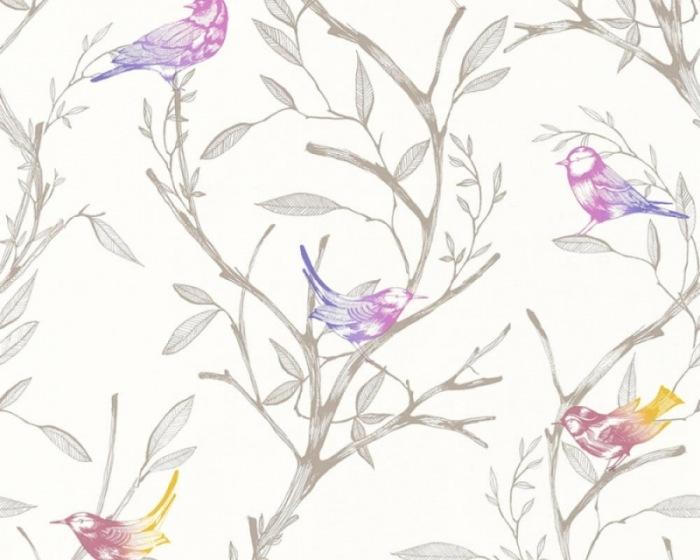 36623-2 Tapety na zeď Colibri - Vliesová tapeta Tapety AS Création - Colibri