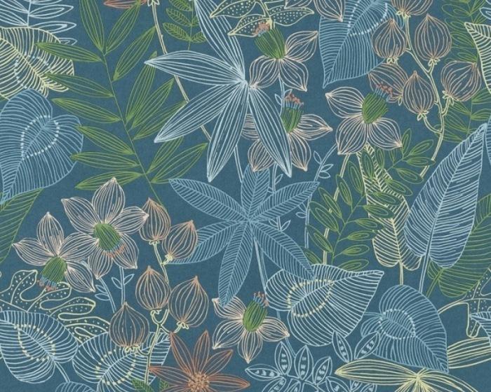 36630-1 Tapety na zeď Colibri - Vliesová tapeta Tapety AS Création - Colibri