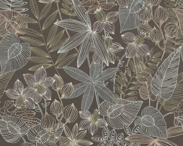 36630-3 Tapety na zeď Colibri - Vliesová tapeta Tapety AS Création - Colibri