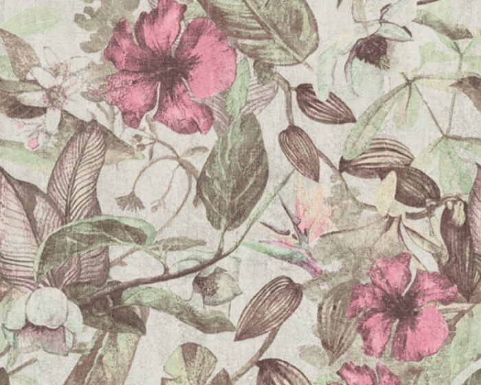 37216-4 Tapety na zeď Greenery - Vliesová tapeta Tapety AS Création - Greenery