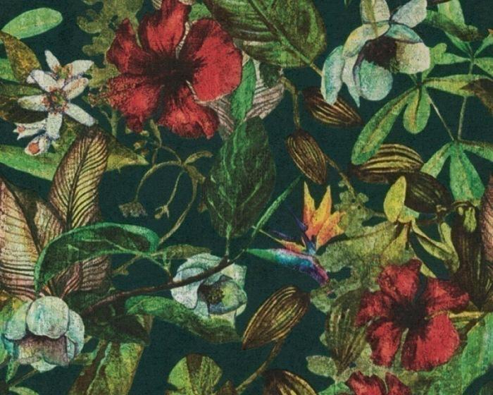 37216-5 Tapety na zeď Greenery - Vliesová tapeta Tapety AS Création - Greenery