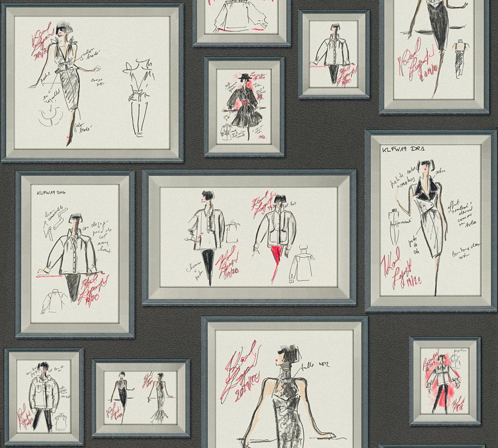 37846-1 Tapeta Karl Lagerfeld AS Création