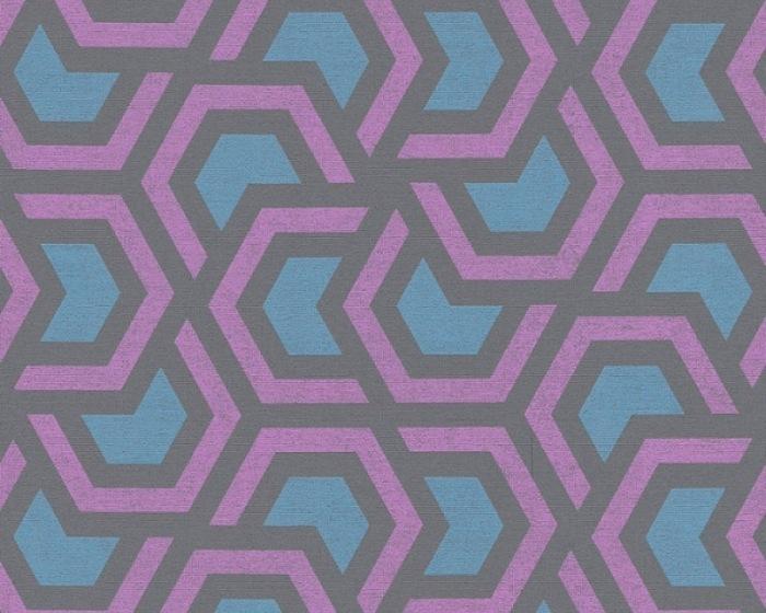 36760-1 Tapety na zeď Linen Style - Vliesová tapeta Tapety AS Création - Linen Style