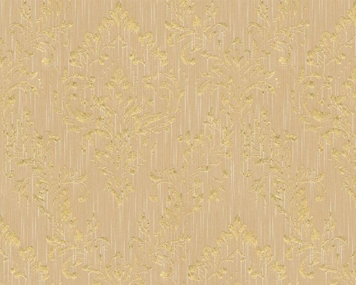 30659-4 Tapety na zeď Metallic Silk - Textilní tapeta Tapety AS Création - Metallic Silk