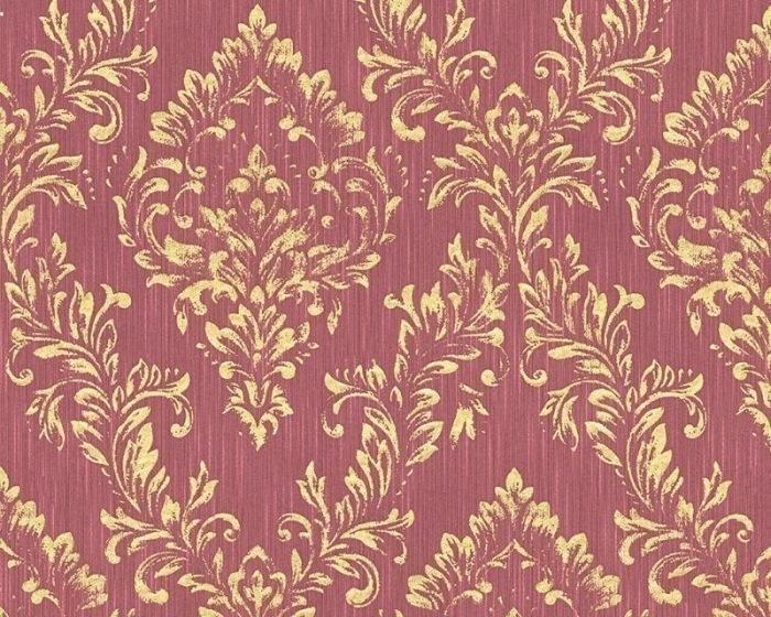 30659-6 Tapety na zeď Metallic Silk - Textilní tapeta Tapety AS Création - Metallic Silk