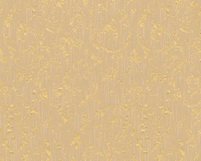 30660-3 Tapety na zeď Metallic Silk - Textilní tapeta Tapety AS Création - Metallic Silk