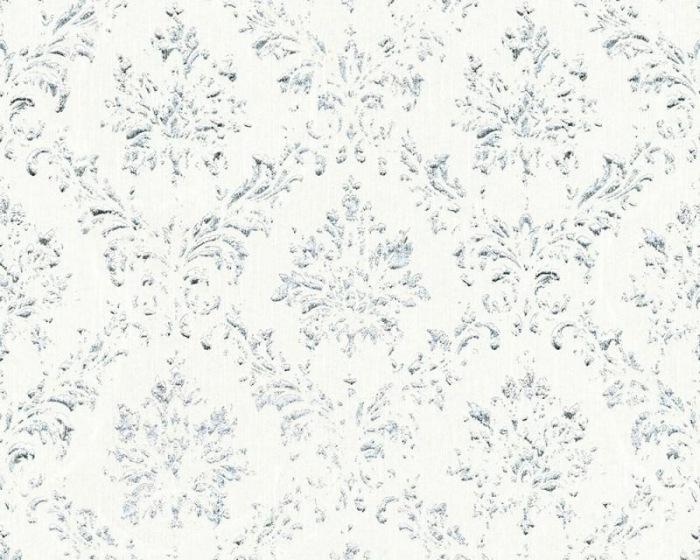 30662-1 Tapety na zeď Metallic Silk - Textilní tapeta Tapety AS Création - Metallic Silk