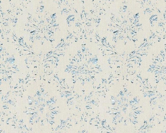 30662-2 Tapety na zeď Metallic Silk - Textilní tapeta Tapety AS Création - Metallic Silk