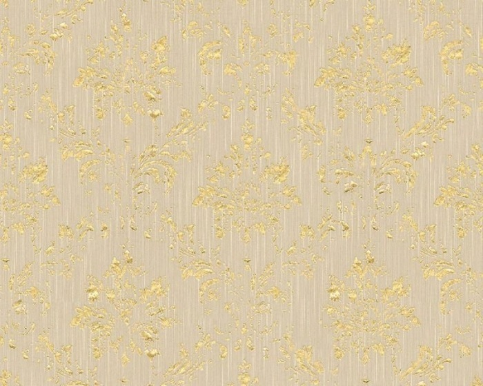 30662-4 Tapety na zeď Metallic Silk - Textilní tapeta Tapety AS Création - Metallic Silk