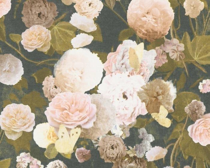 36717-1 Tapety na zeď Paradise Garden - Vliesová tapeta Tapety AS Création - Paradise Garden