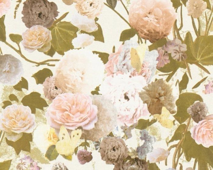 36717-2 Tapety na zeď Paradise Garden - Vliesová tapeta Tapety AS Création - Paradise Garden