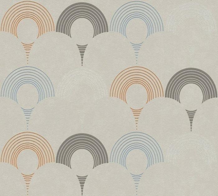 37480-3 Tapety na zeď Pop Style - Vliesová tapeta Tapety AS Création - Pop Style