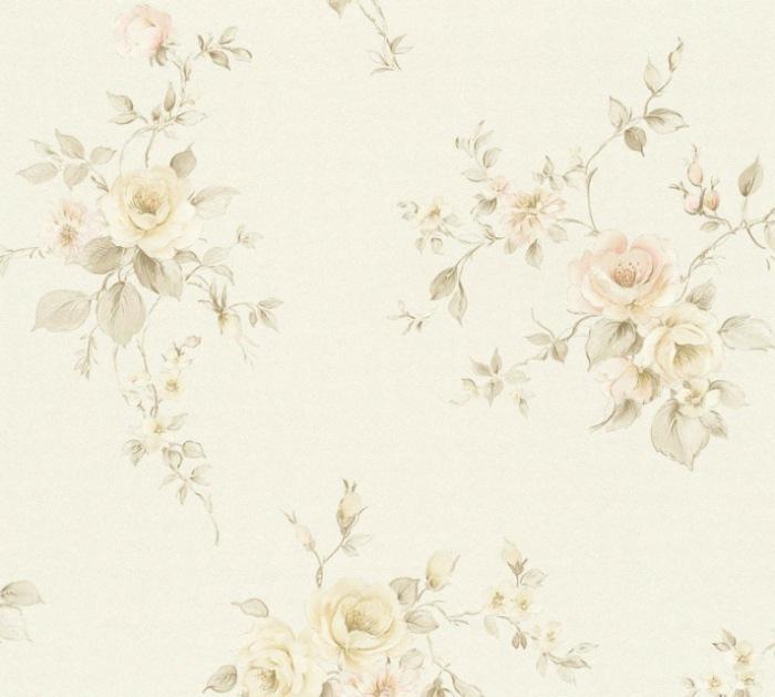3723-38 Tapety na zeď Romantico - Vliesová tapeta Tapety AS Création - Styleguide Klassisch 2021