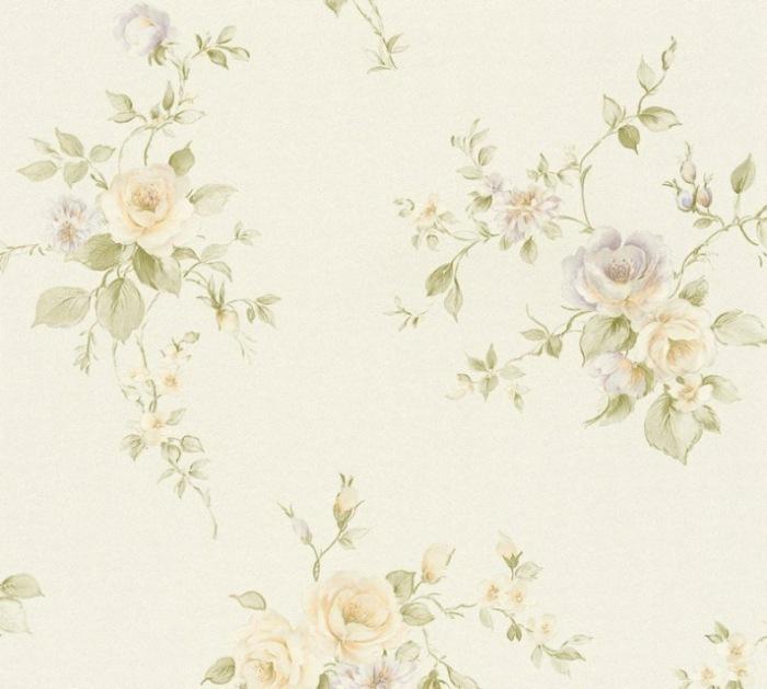 3723-45 Tapety na zeď Romantico - Vliesová tapeta Tapety AS Création - Styleguide Klassisch 2021