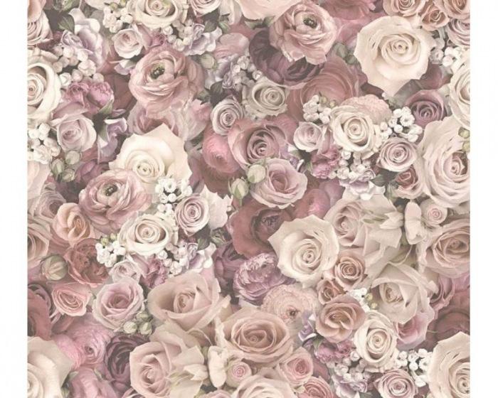 32722-2 Tapety na zeď Urban Flowers - Vliesová tapeta Tapety AS Création - Urban Flowers