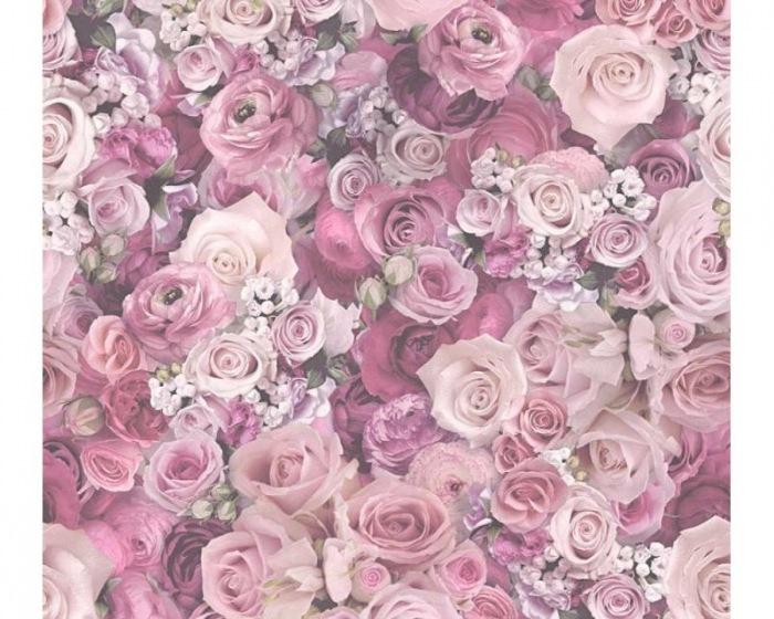 32722-4 Tapety na zeď Urban Flowers - Vliesová tapeta Tapety AS Création - Urban Flowers