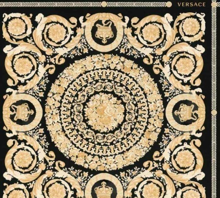 37055-3 Tapety na zeď Versace 4 - Vliesová tapeta Tapety AS Création - Versace 4