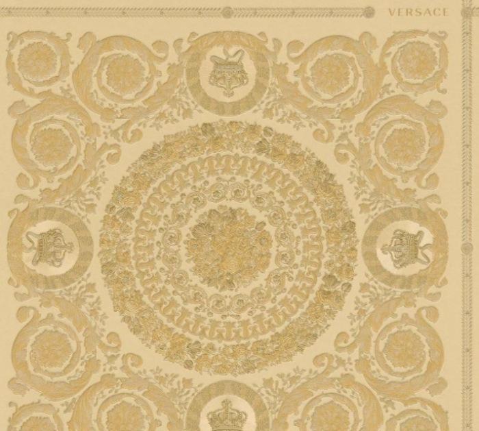 37055-4 Tapety na zeď Versace 4 - Vliesová tapeta Tapety AS Création - Versace 4